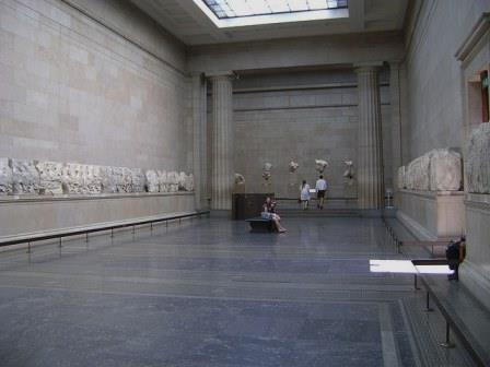 BM parthenon gallery