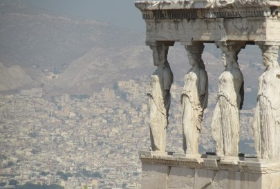 The Erechtheion or Erechtheum  tweet
